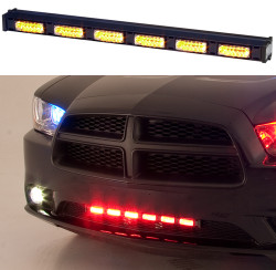 Whelen Dominator Plus LED Light Stick with Six LINZ6s DP6