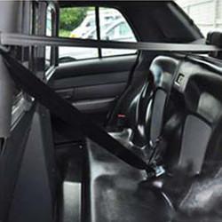 Ready Buckle Seat Belt Kits by Laguna 3P