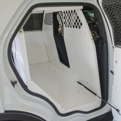Havis K9-A-307 Police K9 Dog Kennel Transport Door Popper Option, Door Popper Long Gas Shock for Both Sedans and SUV's, Replacement Part for K9-A-200 Series