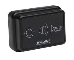 Whelen WSSC30 Waterproof Siren and Speaker Combo for Motorcycles Boats and ATVs