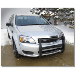 Caprice Police Push Bar Brush Guard by Progard
