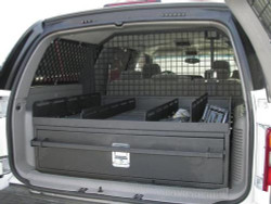 Tahoe, Interceptor Utility Explorer, SUV Universal Storage System from D&R TS-01, 2013-2021