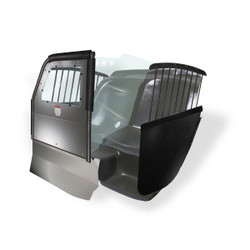 Charger 2011+ Law Enforcement Prisoner Transport ProCell Package by Progard, 1 or 2 Prisoners