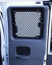 Chevy G-Series Van 8 Window Guard Kit by Havis 1997-2019