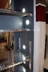 Whelen 3 inch Round Super-LED Lighthead Compartment Light