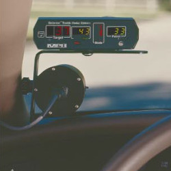 Enforcer Compact Law Enforcement Traffic Radar System by MPH