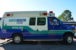 EMS Ambulance Graphics Kit 24