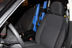 Blac-Rac 1080E-BRV Universal Mount Weapon Electronic Gun Rack by Setina