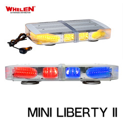 Mini Liberty II IT9 Super-LED Light Bar by Whelen