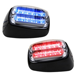 Whelen Tahoe 2015+ M4 Fog Lights, Pair, Kit