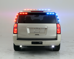 Whelen 2015+ Tahoe Outer Edge Spoiler LED Lightbar OE45UR
