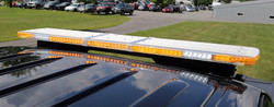 Whelen Legacy LED Lightbar Single Color with DUO Rear Traffic Advisor