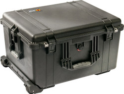 Pelican 1620 Protector - Large Case - Waterproof, Crushproof, Rustproof, Hard Case with Optional Foam Insert, Padded Divider or TrekPak Divider System, 25 x 20 x 14, 27 lbs (22 lbs w-out foam insert)