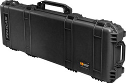 Pelican 1720 Protector Long Rifle and Shotgun Case - Watertight, Crushproof, and Dustproof, With Optional Foam Insert, 45x17x7, 20 lbs