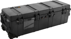 Pelican 1740 Protector Long Rifle and Shotgun Case - Watertight, Crushproof, and Dustproof, With Optional Foam Insert, 45x16x14, 31 lbs (w-out foam, 26 lbs)