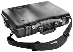 Pelican™ 1495 Laptop Protector Case with 3 Dial Combination Lock, With Optional Foam Insert, Available in Black and Desert Tan, 22x11x18, 21 lbs (w-out foam, 22 lbs)