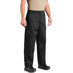 Propper F5201 BDU Men's Uniform Cargo Pants, Classic/Straight Fit, Adjustable Waist, Polyester/Cotton