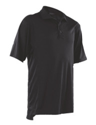 Tru-Spec TS-4648 Men's Short Sleeve Drirelease Tactical Polo, Polyester/Cotton, Fast-Dry, Shoulder Mic Loop, Sternum Mic Loop, Wrinkle Free, For Uniform or Casual use