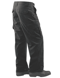 Tru-Spec 1031 24-7 SERIES® Women's Ascent Tactical Cargo Pants, Relaxed Fit, Knee Pad Pockets, Ammo Pocket, Polyester/Cotton Micro Rip-Stop, Available in Black, Khaki, Coyote Brown , Ranger Green and Navy