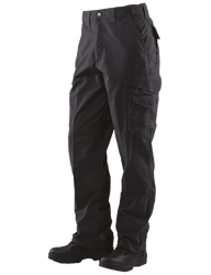 Tru-Spec TS-1042 24-7 SERIES® Men's Original Tactical Pants, Polyester/Cotton Rip-Stop, Relaxed Fit, Adjustable Waist, Knee Pad Pockets, Expandable back pockets with hook and loop closure, Utility pocket on outside of cargo pockets