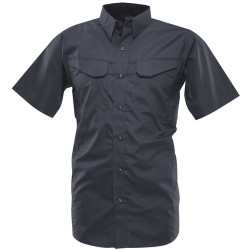 Tru-Spec TS-1093 24-7 Series® Men's Ultralight Short Sleeve Field Button-Down Casual Shirt, 2 Chest Pockets, Polyester/Cotton Blend Fabric