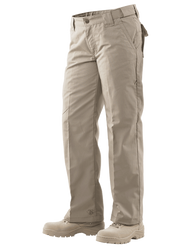 Tru-Spec TS-1192 24-7 SERIES® Women's Tactical Pants, Classic/Straight Fit, Polyester/Cotton, available in Black and Khaki