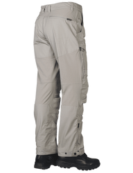 Tru-Spec TS-1429 24-7 SERIES® Men's 24-7 Xpedition® Tactical Cargo Pants, Adjustable Waistband, Zipper Leg Openings, Classic/Straight Fit, Polyester/Cotton Rip-Stop Fabric with a DWR Water Resistant Coating