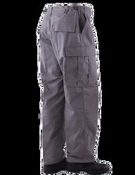 Tru-Spec TS-1304 Men's BDU Uniform Tactical Pants, Cargo, Relaxed Fit, Vat Dyed Polyester/Cotton Rip-Stop, Drawstring Leg Ties