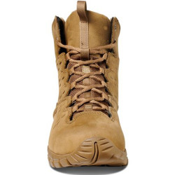 5.11 Tactical 12373 XPRT® 3.0 Waterproof 6 Inch Men's Uniform or Casual Boots with Grip on Dry & Wet Terrains, Regular or Wide Boot Width, Available in Black and Dark Coyote/Tan Brown