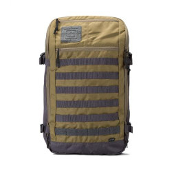5.11 Tactical RAPID QUAD ZIP PACK 28L, durable 6000D polyester, Padded laptop compartment, Zippered mesh pocket, 56371