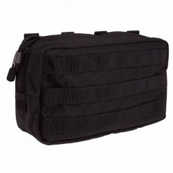5.11 Tactical 10 X 6 HORIZONTAL POUCH, Durable all-weather 1000D nylon, Dual drain holes at bottom, YKK® zipper hardware, 58716