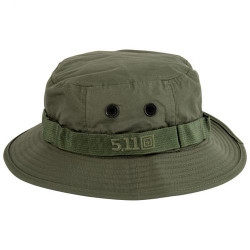 5.11 Tactical 89422 Boonie Hat, available in Black, Khaki, Dark Navy, and TDU Green