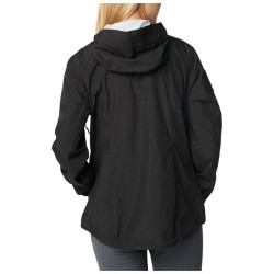 5.11 Tactical 38077 WOMENS AURORA SHELL JACKET, Waterproof and Breathable, Hand zip pockets with internal RAPIDraw™ pass through access