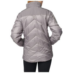 5.11 Tactical 38076WMN WOMENS PENINSULA INSULATOR PACKABLE JACKET, Full zip Light Weight Insulation Jacket, 100% Polyester, Packs into removable stuff sack, 1 Chest Pocket