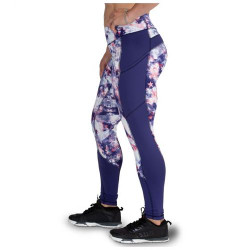 5.11 Tactical Women's Recon Jolie Tights, pants available in Razzle Dazzle, Camp Rose, or Star Spangled Patterns 67002P