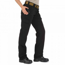 5.11 Tactical 64358 Women's Tactical Cargo Pants, Classic/Straight Fit, Adjustable Waist, Cotton
