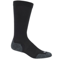5.11 Tactical Slip Stream OTC Men's Sock, Compression arch for support, 10034