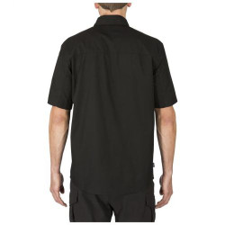 5.11 71354 Tactical Stryke Casual Short Sleeve, Button-Down Shirt, with 2 Chest Pockets, Cotton, available in Black, Tan, Green, Brown, or Navy