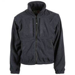 5.11 Tactical 48017 5-IN-1 Uniform or Casual JACKET™, Waterproof, Roll Up and Removable Hood, available in Black or Navy