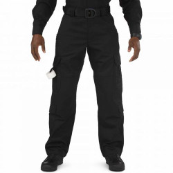 5.11 Tactical 74310 Men's EMS Pant, Uniform, Adjustable waistband, Polyester/Cotton, Cargo Pockets, Classic/Straight Fit, available in Black and Dark Navy Blue