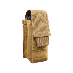 BLACKHAWK 37CL107 POP-UP TOURNIQUET POUCH - MOLLE, Mounts to Any S.T.R.I.K.E.® or PALS/MOLLE Platform, Black, Coyote Tan, and Olive Drab