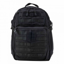 5.11 Tactical RUSH24™ BACKPACK 37L, Dual zipping side pockets, Durable 1050D nylon, adjustable shoulder and sternum straps, 58601