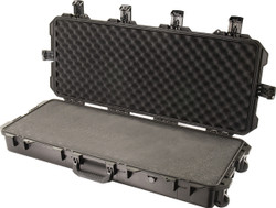 Pelican iM3100 Storm Long Rifle and Shotgun Case - Watertight, Crushproof, and Dustproof, Hard Case with Foam Insert, Available in Black or OD Green, 41 x 18 x 8, 20 lbs