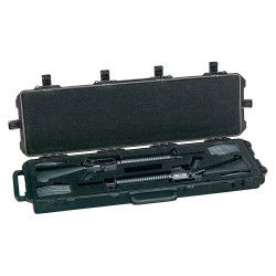 Pelican 472-PWC-M16-2 Rifle Case, Watertight, Available in Black and OD Green,  54 x 17 x 7, 23 lbs