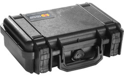 Pelican 1170 Small Protector Case, Watertight, Crushproof, and Dustproof, with no Foam Insert, Available in Black, Silver, Orange, Yellow, OD Green, or Desert Tan, 18x13x13, 16 lbs