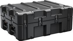 Pelican AL3022-0705 Single Lid Case, With Optional Foam Insert Or Wheels, Available in Black or OD Green, 33x25x15, 55 lbs (w-out foam 37 lbs)