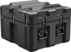 Pelican AL2624-1205 Single Lid Case, With Optional Foam Insert or Wheels, Available in Black or OD Green, 30x28x21, 51 lbs (w-out foam 30 lbs)
