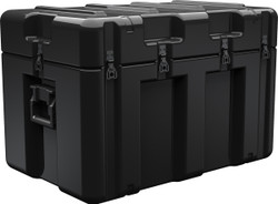 Pelican AL3018-1505 Single Lid Case, With Optional Foam Insert, No Wheels, Available in Black or OD Green, 33x21x22, 44 lbs (w-out foam 38 lbs)