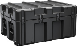 Pelican AL3424-1205 Single Lid Case, With Optional Foam Insert, No Wheels, Available in Black or OD Green, 38x28x20, 59 lbs (w-out foam 43 lbs)