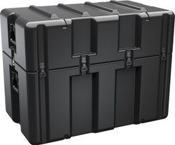 Pelican AL3620-1710AC Single Lid Case, With Optional Foam Insert Or Wheels, Available in Black or OD Green,  40x24x31, 78 lbs (w-out foam 47 lbs)